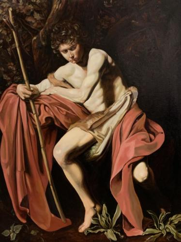 reproduction Caravaggio